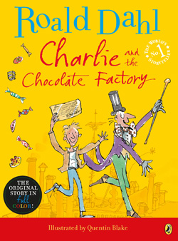 Chocolate Factory cover
