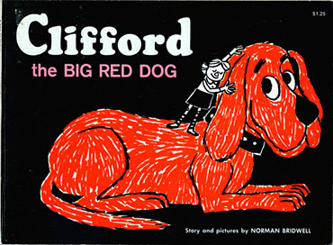 Clifford The Big Red Dog Balloon