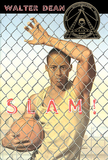 slam by walter dean myers Book review of slam by walter dean myers this past semester i read the book slam by walter dean myers the setting is in a run down part of town in a big city that was un-ginven the story line is that slam the main character is going to a new school that is a white school where he once went to a predominately was black and so is he he is a.