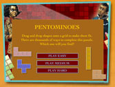 photo about Pentominoes Printable known as Game titles and Things to do Blue Balliett