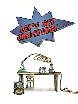 Lets Get Cracking!: A Branches Book (Kung Pow Chicken #1)
