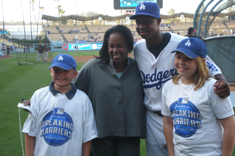 breaking barriers mlb essay contest