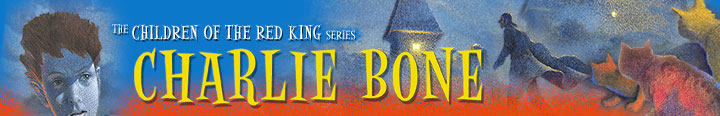 The Children of the Red King Series: CHARLIE BONE by Jenny Nimmo