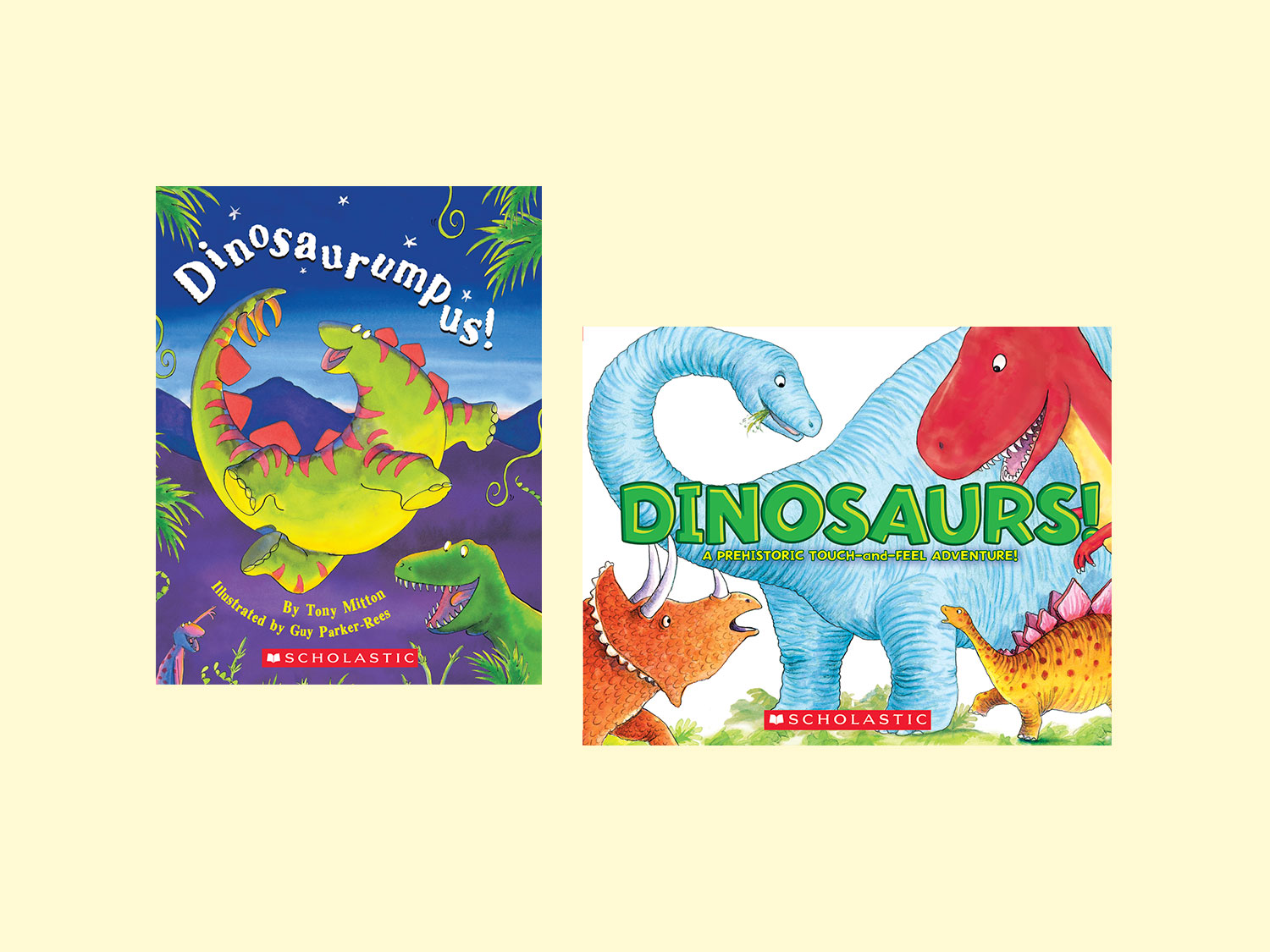 Dinosaur Books For Toddlers Scholastic Parents