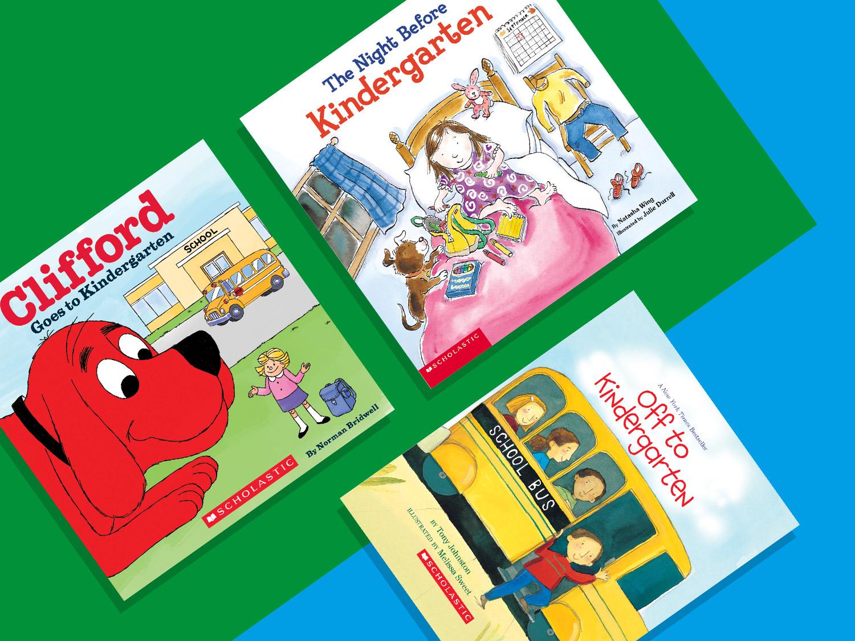 11 Best Books for Starting Kindergarten   Scholastic   Parents