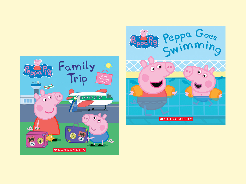 Peppa Pig Book Series Scholastic Parents