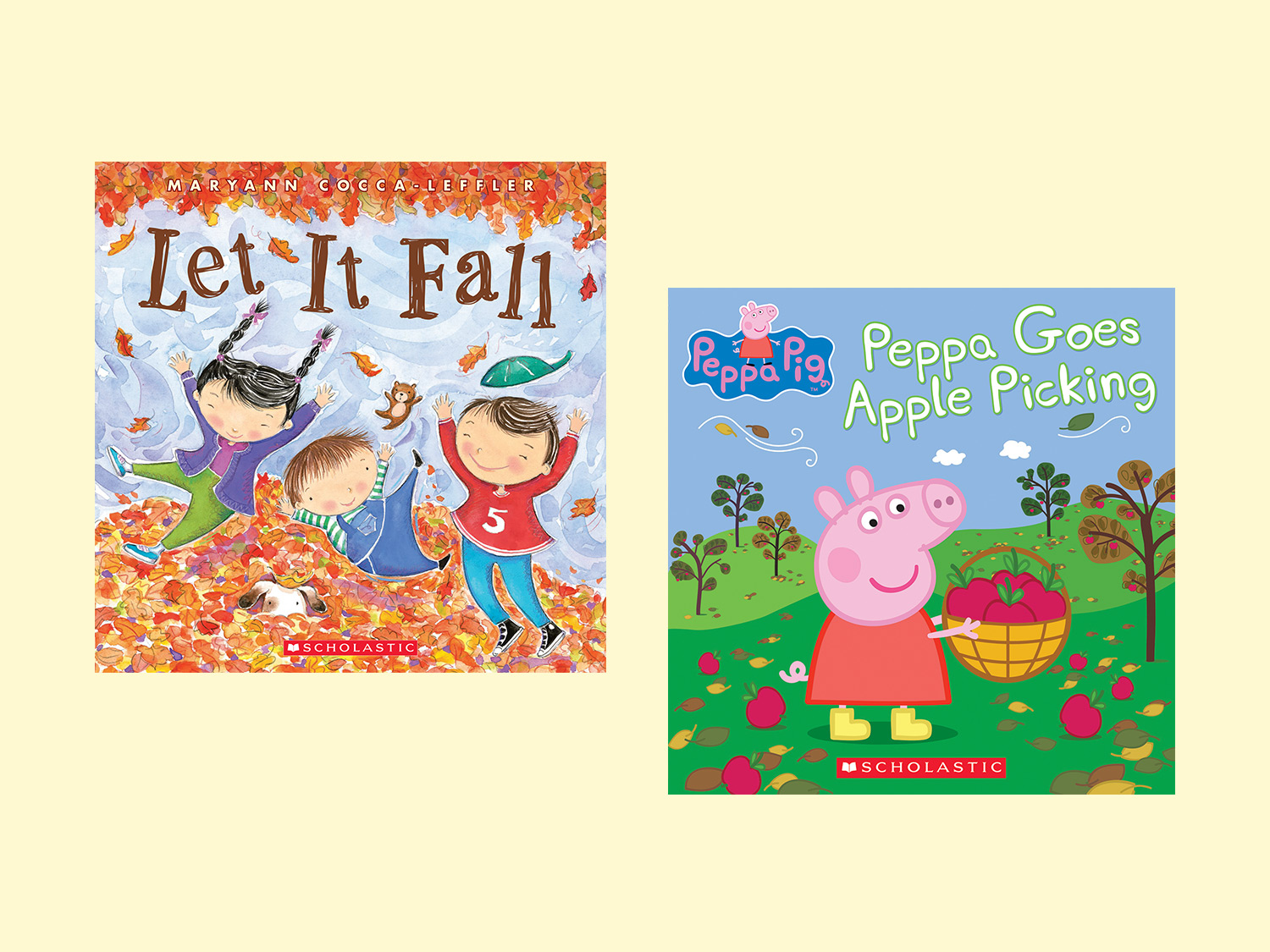fall scholastic parents books stories lists reading fun themes