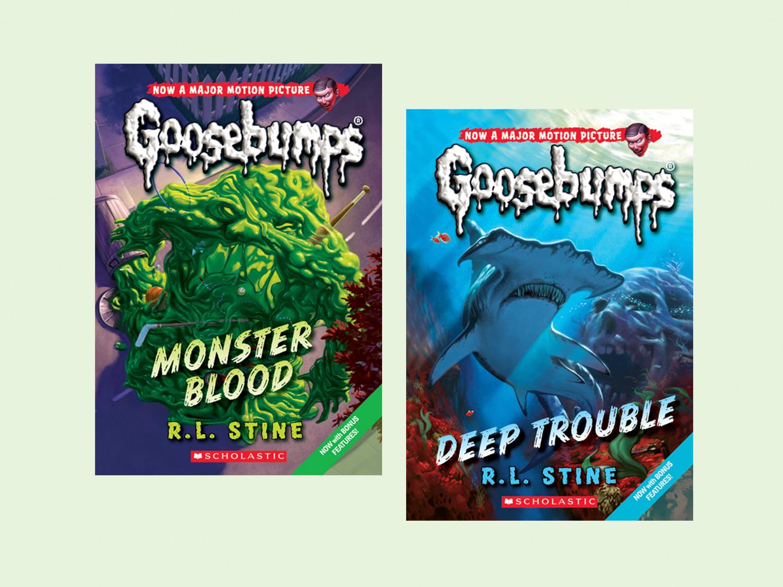 Goosebumps Classics For Kids Scholastic Parents