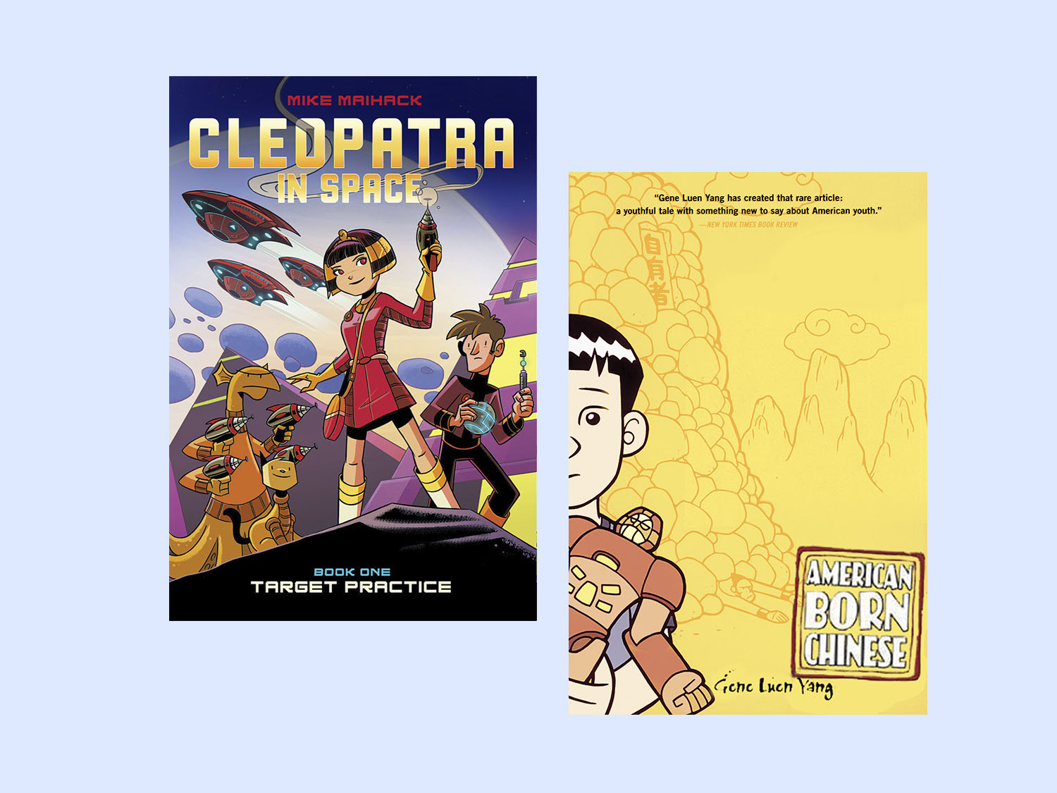 Great Graphic Novels for Kids, Tweens, and Teens