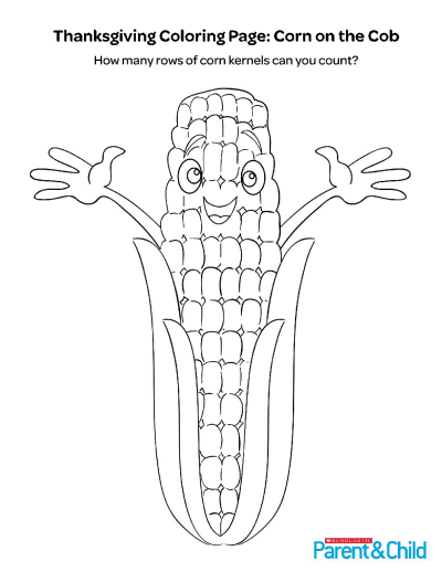african american thanksgiving coloring pages - photo#39