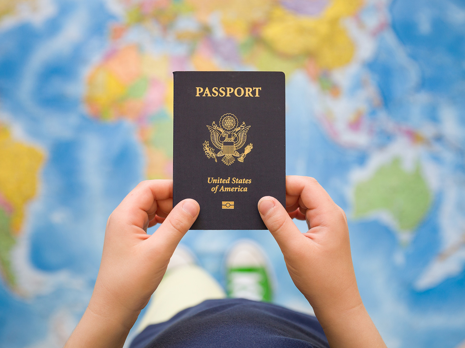 What you need to renew or apply for a passport