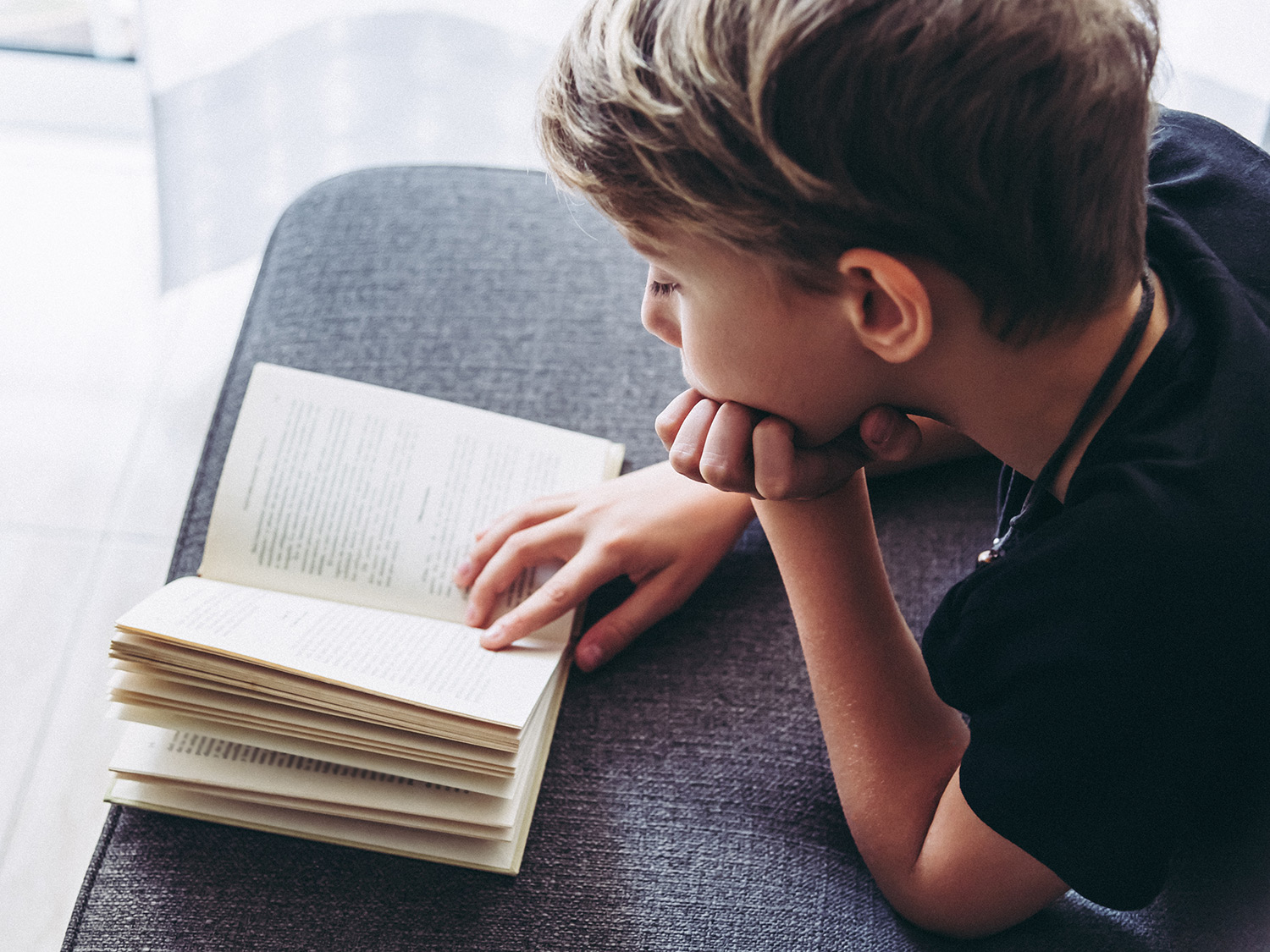 Language At 3 Predicts 3rd Grade >> Books For Preteens To Exercise Predicting Scholastic Parents