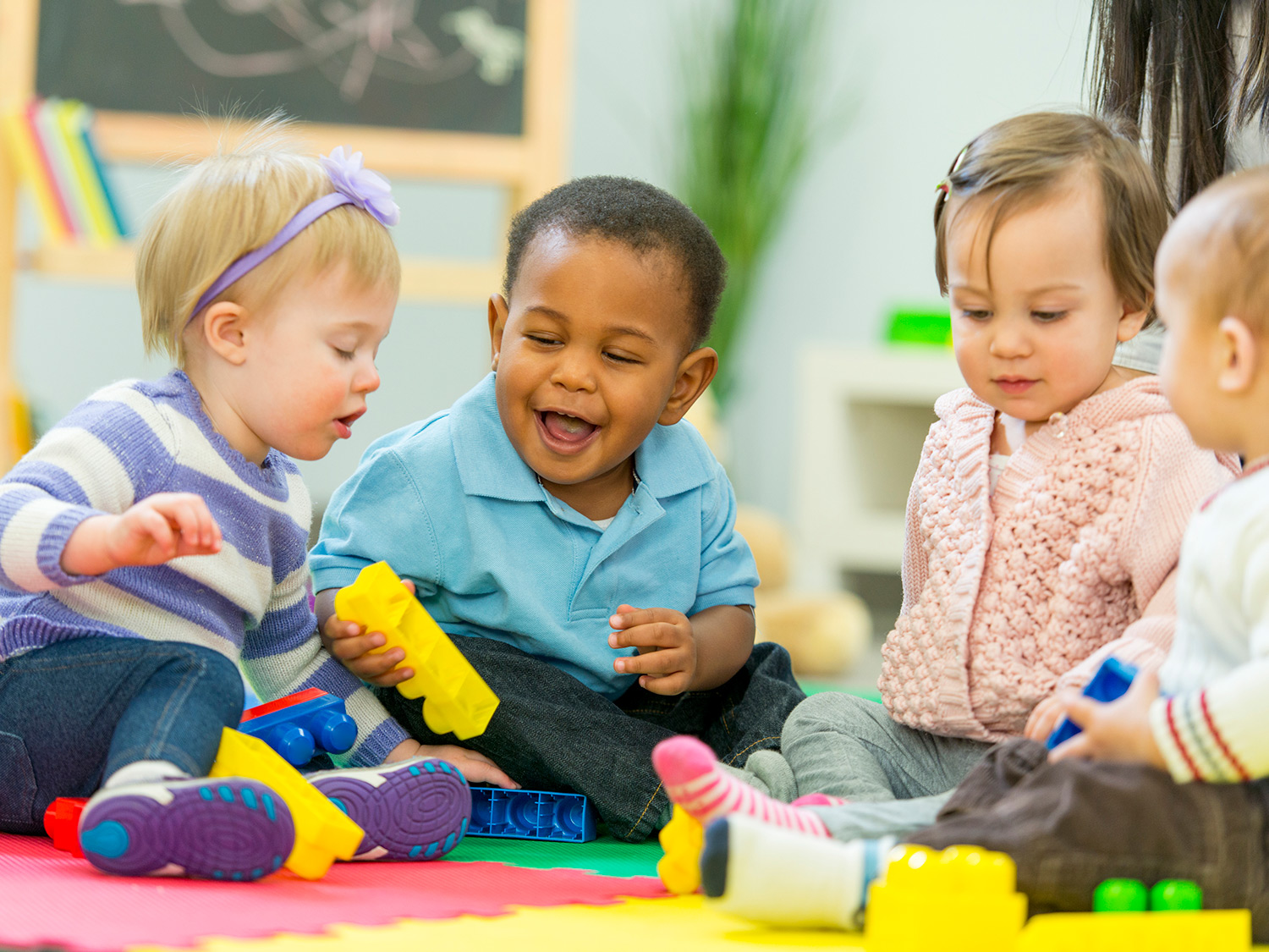 Social Development in 0-2 Year Olds | Scholastic | Parents