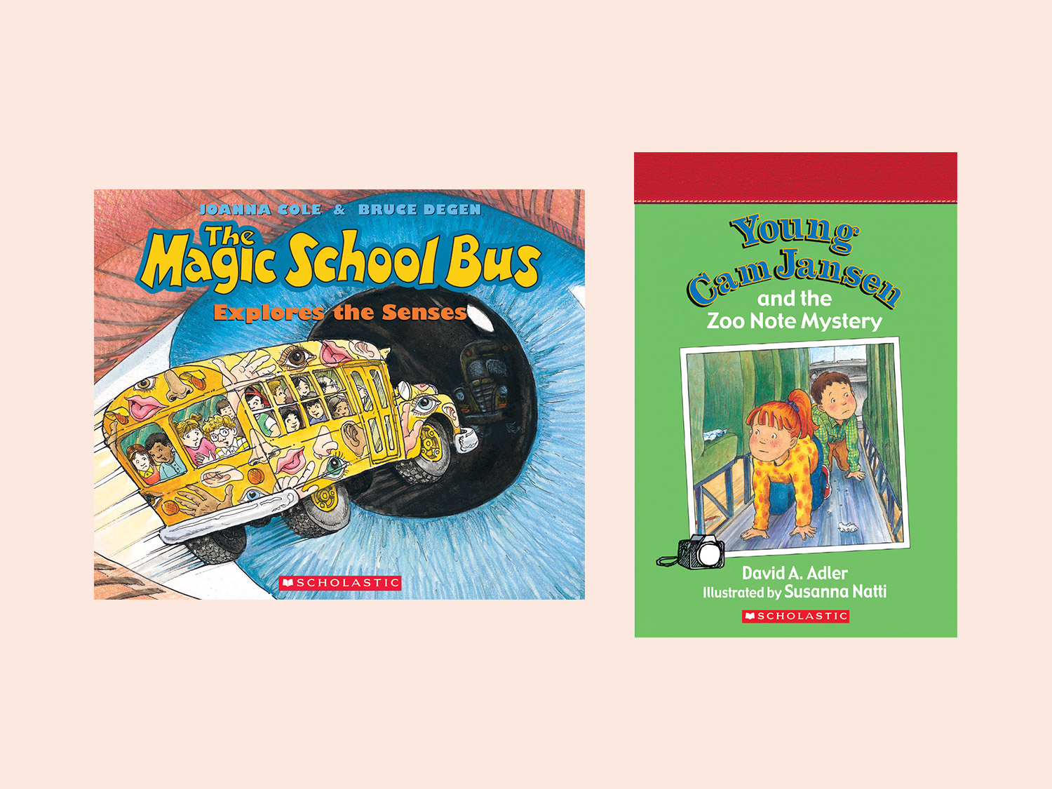 Popular Series For 6 7 Year Olds Scholastic Parents