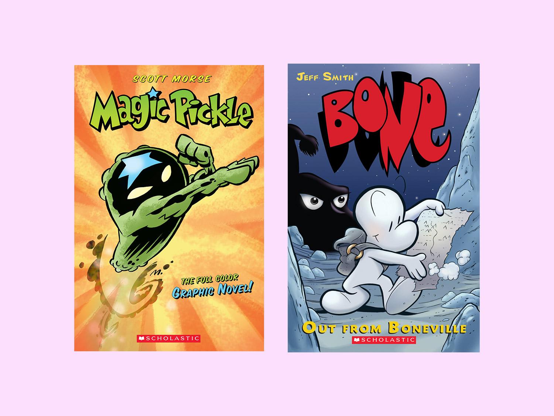 3 Surprising Ways Graphic Novels Benefit Reading Skills