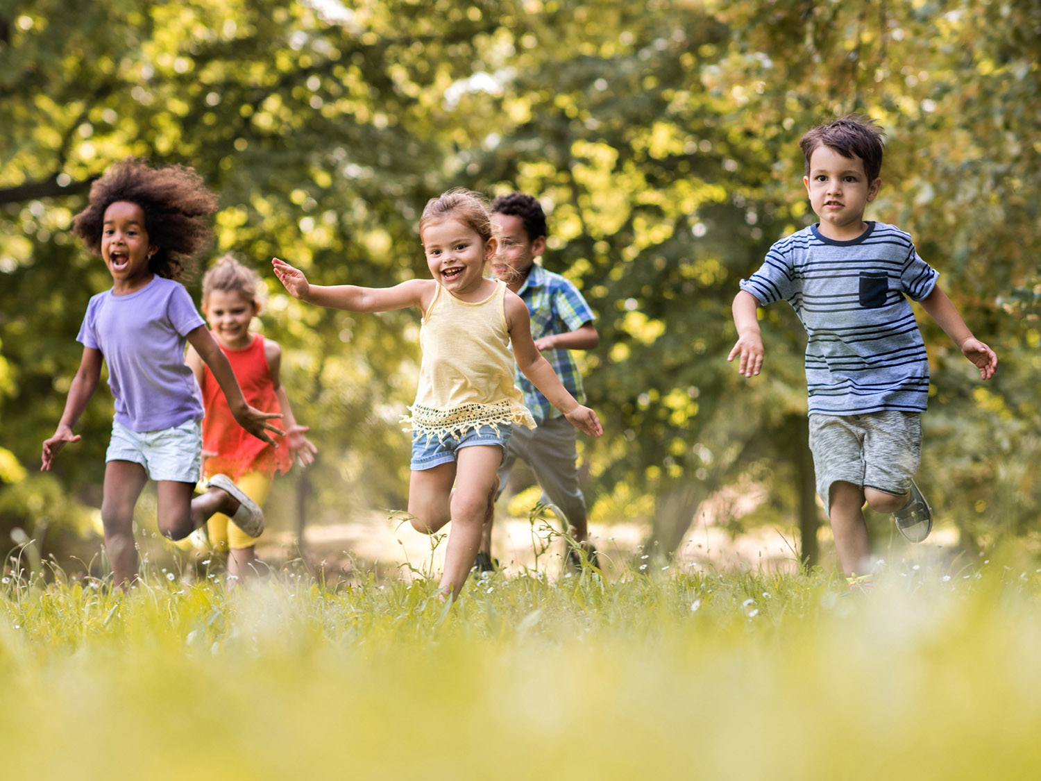 3 Fun Outdoor Games For Kids Scholastic Parents