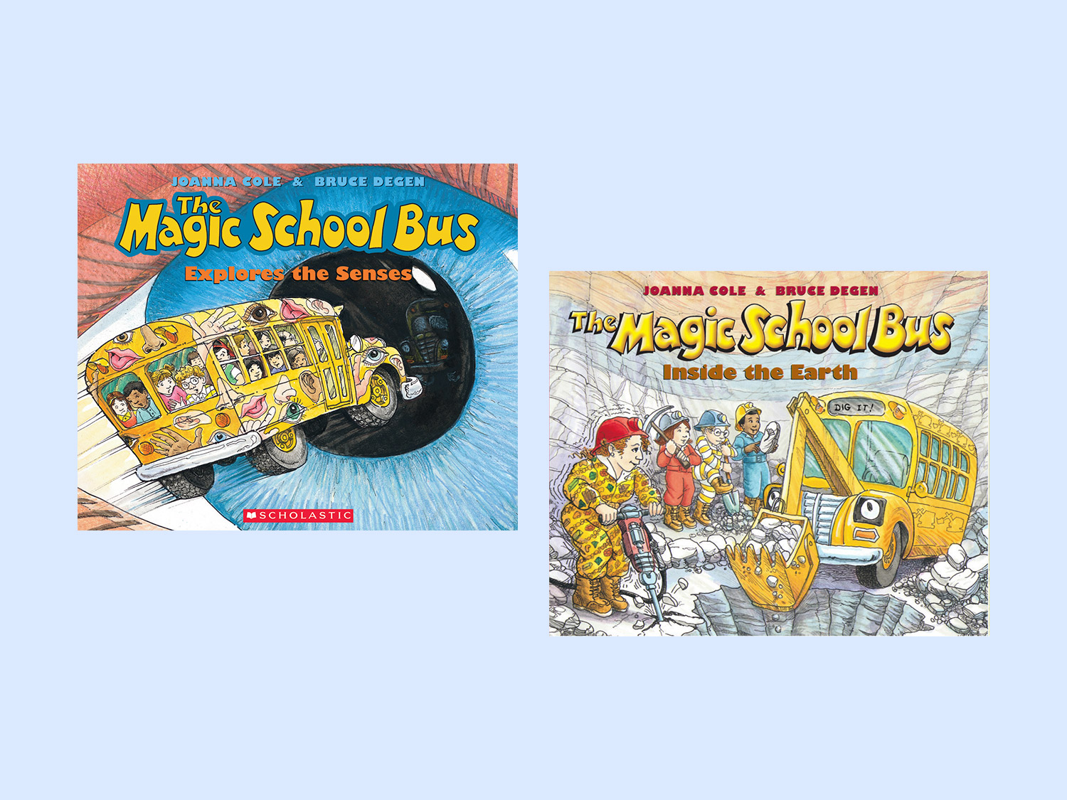 The Magic School Bus Classics Scholastic Parents