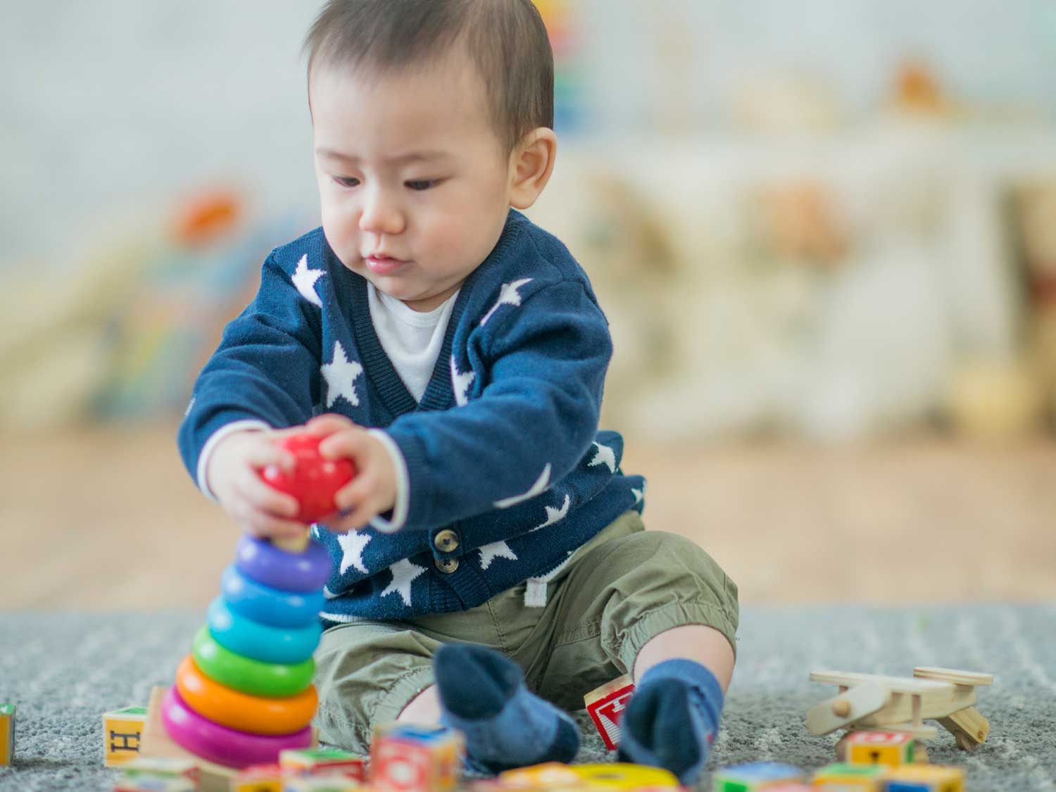 Introduction To Activities For 0-2 Year Olds