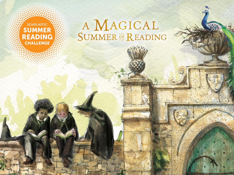 Scholastic summer reading prizes