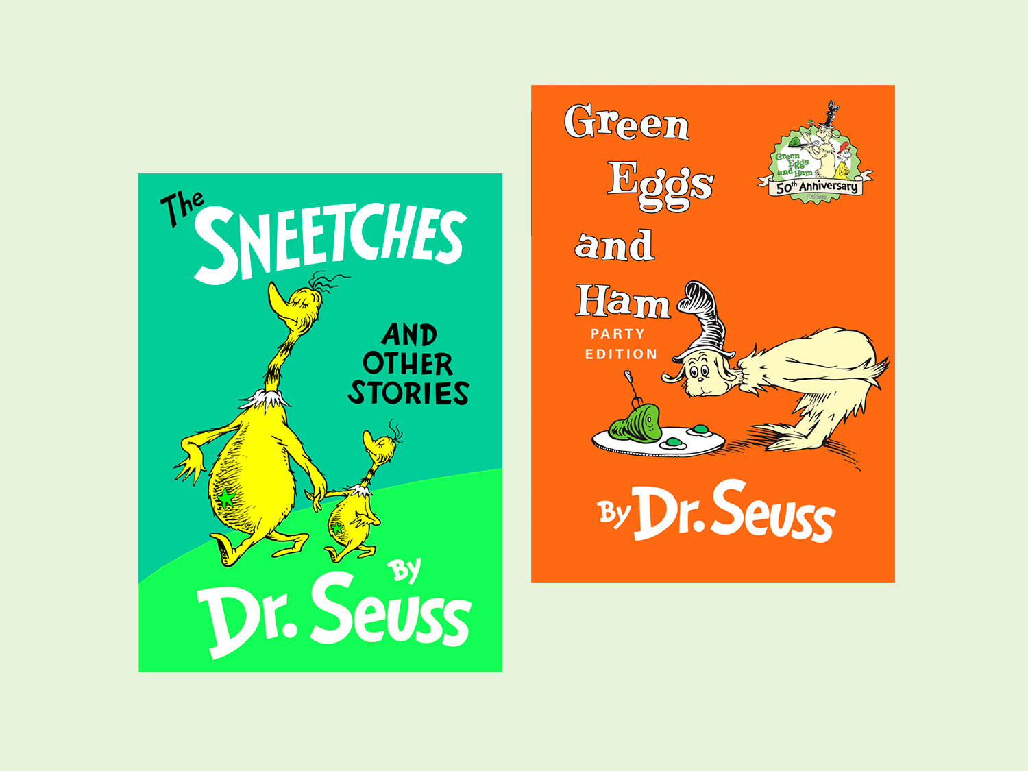 Classic Dr Seuss Stories Book Collections And More Scholastic
