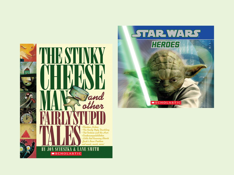 Popular Books For Ages 3 5 Scholastic Parents