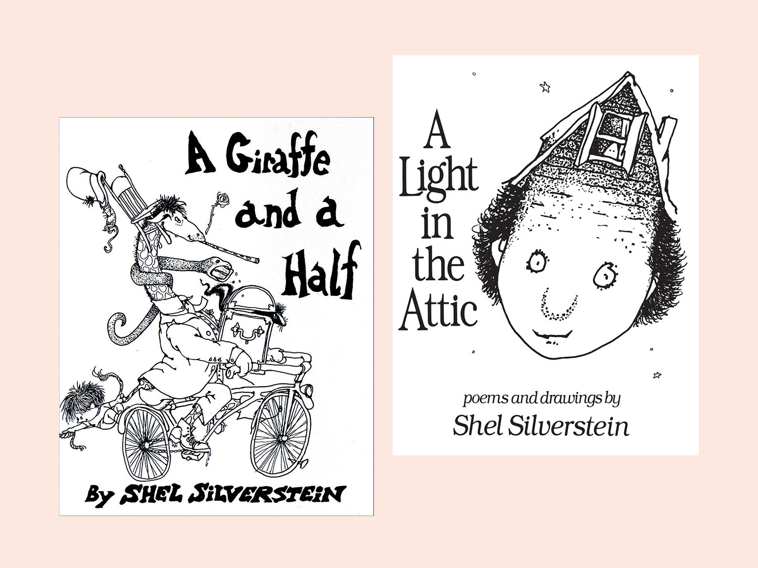 Shel Silverstein And His Family: The Wonderful World Of Shel Silverstein