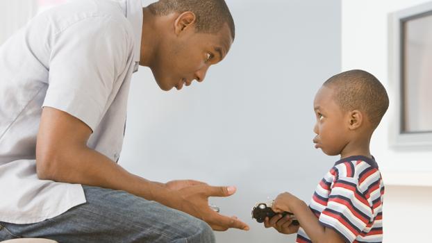 The Discipline Debate   Scholastic   Parents
