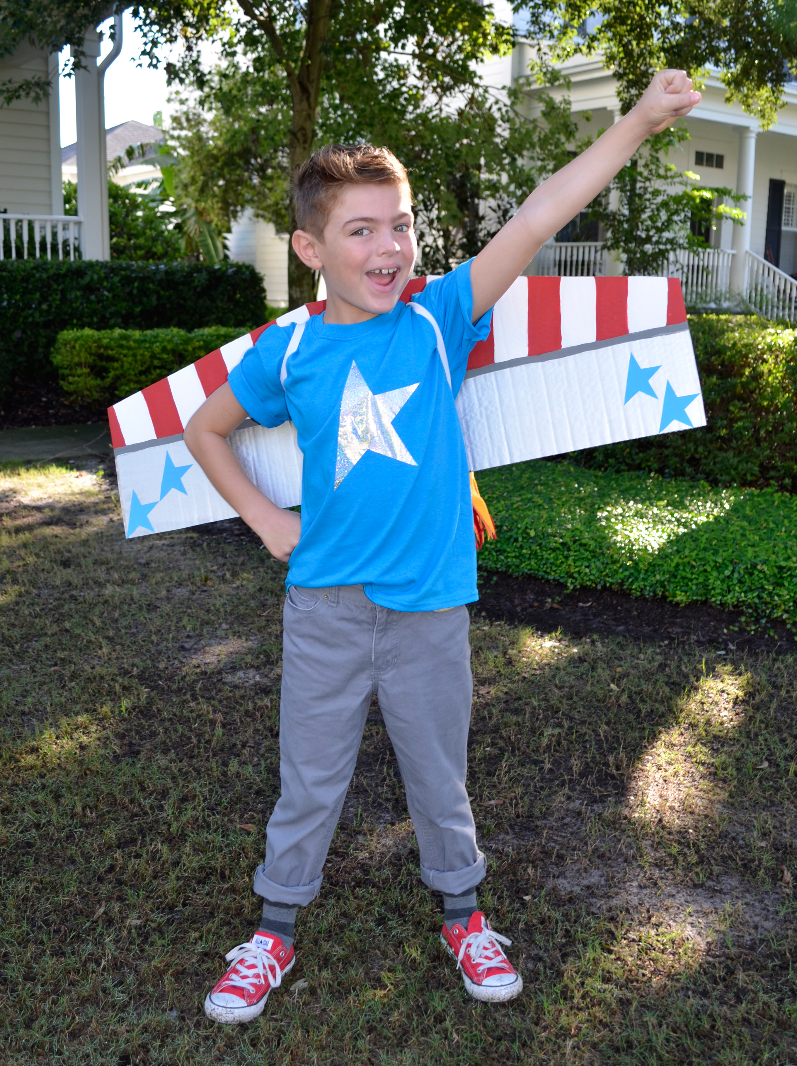 ... coolest airplane costume; kid s halloween costume rocketman scholastic pas ...  sc 1 st  The Halloween - aaasne & Halloween Airplane Costume - The Halloween