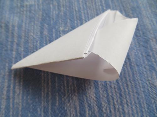 Papercraft Origami: Mini Magic Ball | PapercraftSquare.com | 375x500