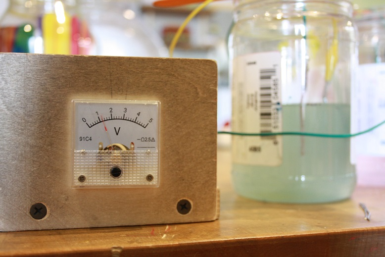 Kid Maker How-To: Make a Salt Water Battery | Scholastic