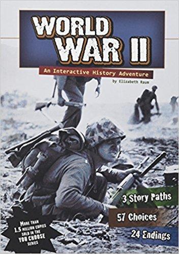 New world war 2 books