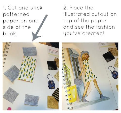 Unleash Your Inner Designer With My Fashion Portfolio Scholastic Parents