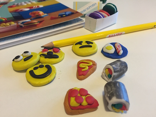 Make Your Own Mini Erasers | Scholastic | Parents