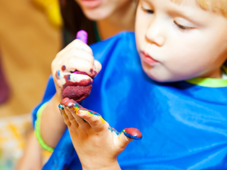 5 Books That'll Get Your Kids Drawing, Creating and Thinking Out of the Box