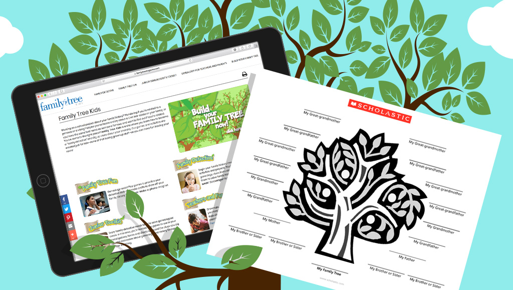 5 Cool Apps & Websites to Research Family History With Your Kids