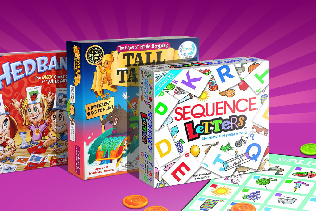 7 Best Literacy-Boosting Board Games | Scholastic | Parents