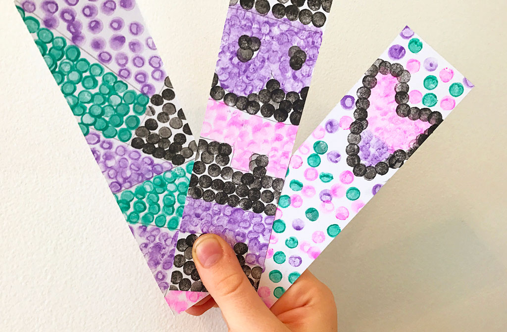 Pointillism For Kids Painting With Dots Scholastic Parents