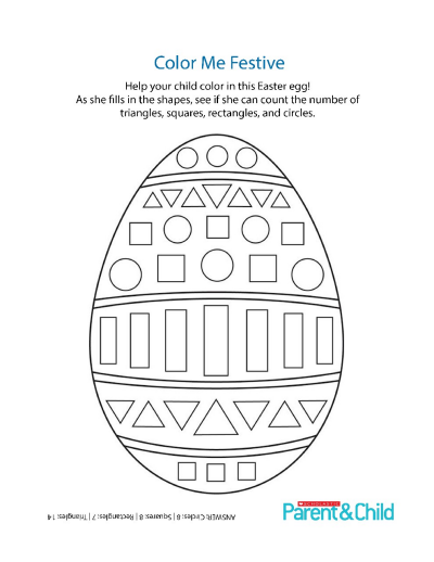 egg shape printable worksheets printables scholastic parents