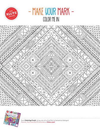 Mosaic Pattern Printable | Worksheets & Printables ...