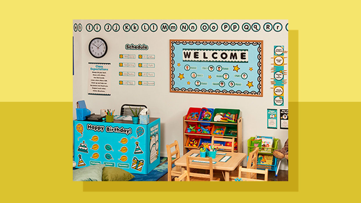 7 Essential Pieces Of Decor For The Calm And Focused Classroom