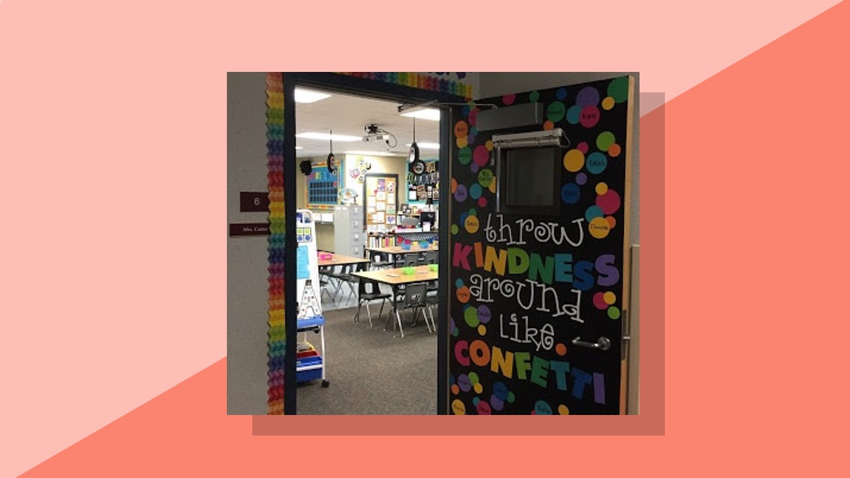 Art Decoration Ideas For Classroom