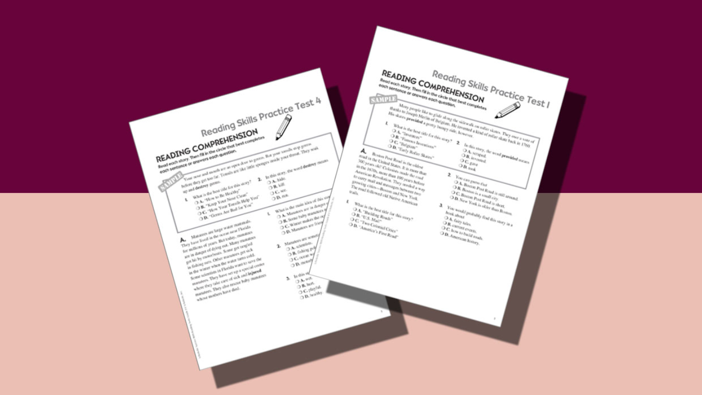 - 10 Practice Tests That Will Help Students Succeed On Standardized
