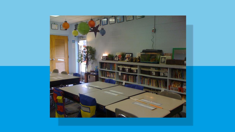 Classroom Setup 3 Hours And Done