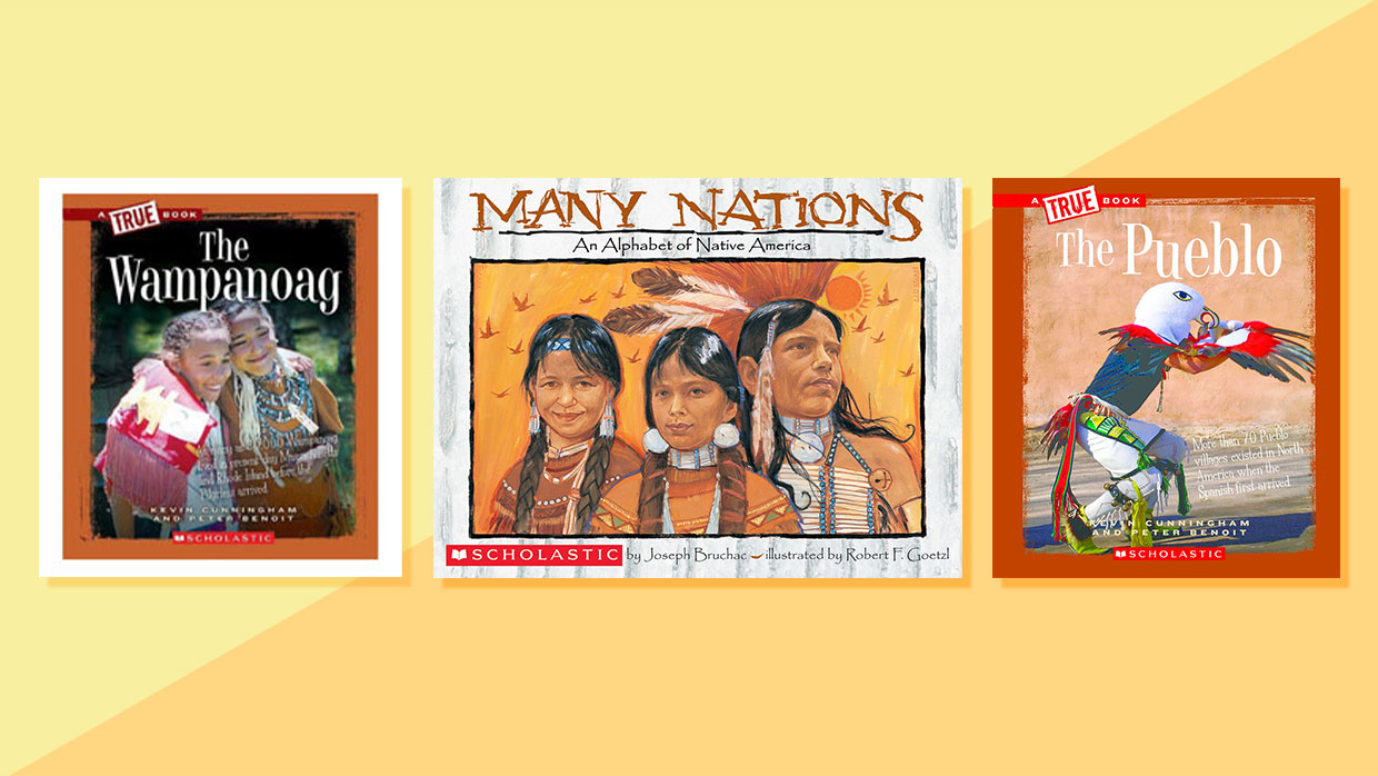 11 Nonfiction Books to Teach About Native American Nations
