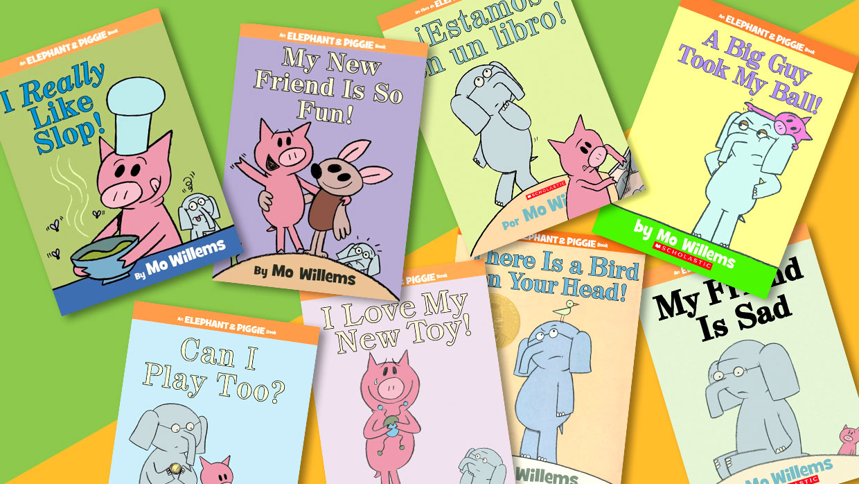 10 Elephant And Piggie Books For Your Classroom Library For many reasons, such as poaching. 10 elephant and piggie books for your