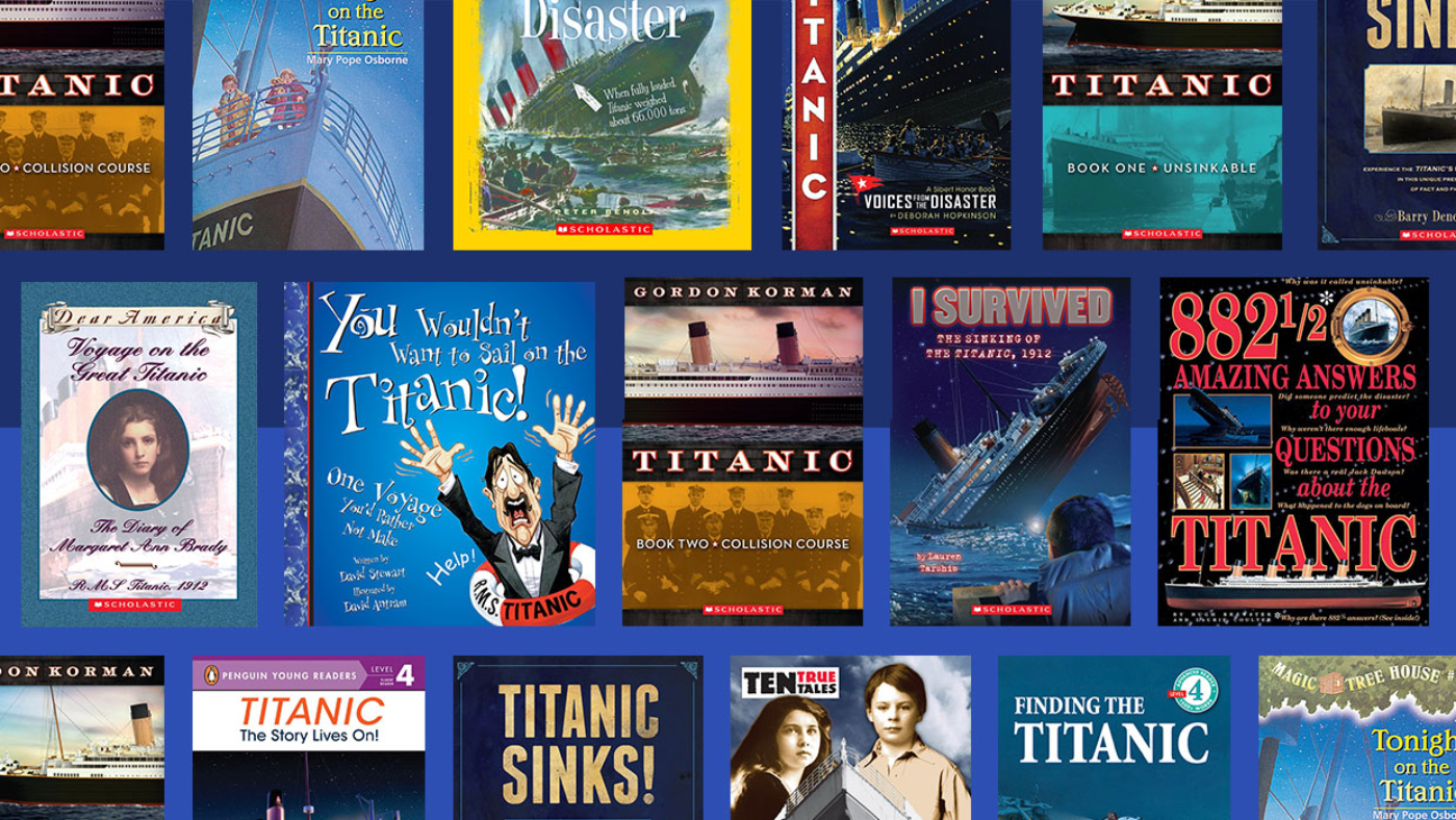17 Must Read Books About The Titanic