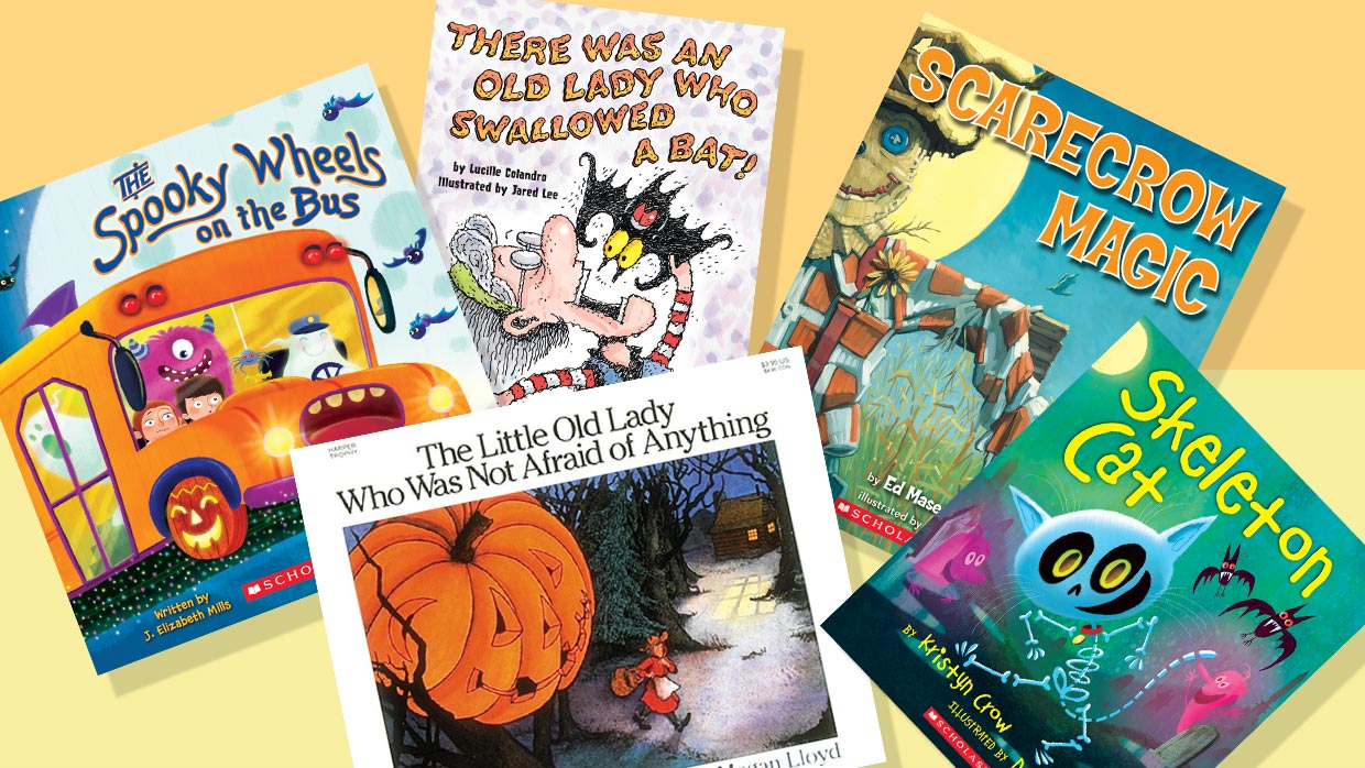 Halloween Books For 2nd Graders 2020 42 Fun Halloween Books for Kids Who Don't Like to Be Scared