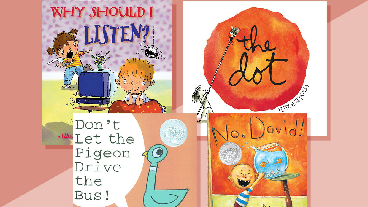 8 Books To Teach About Paying Attention And Following Directions