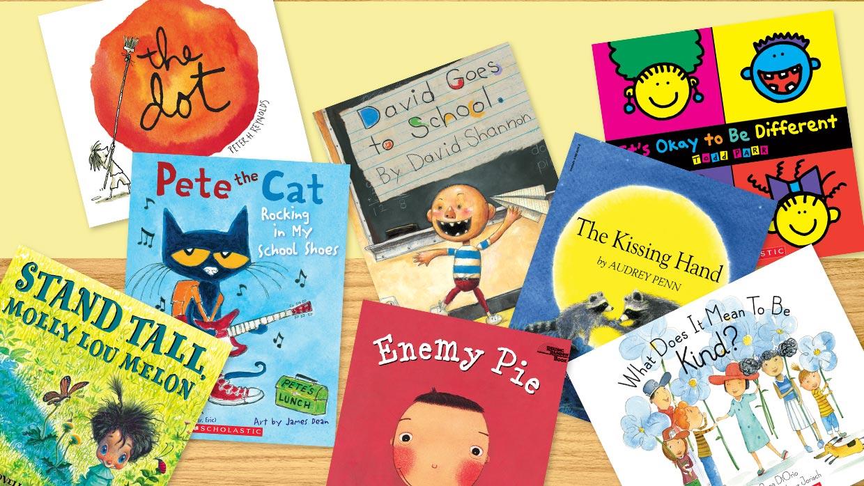 28 Back-to-School Books for Grades PreK-2
