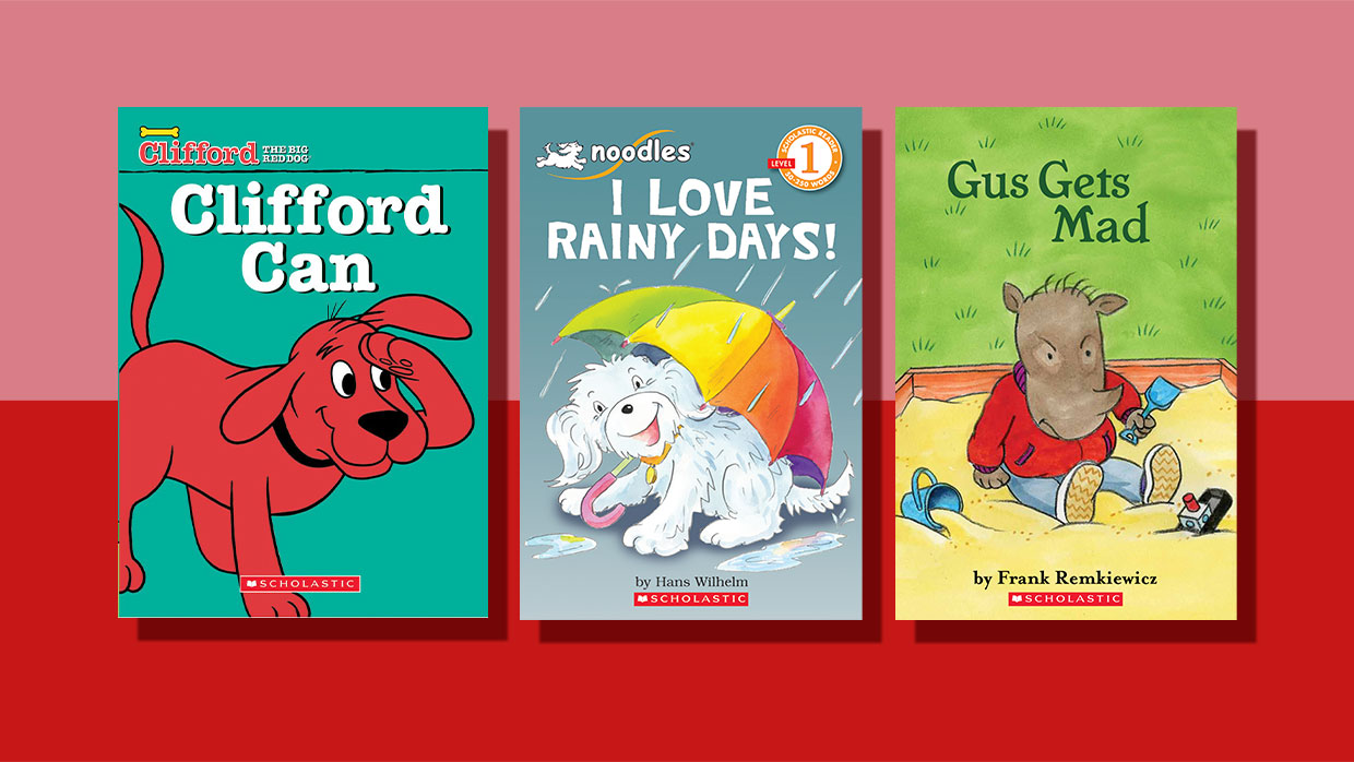 Guided Reading Level E Book List